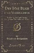 Der Böse Blick und Verwandtes, Vol. 2