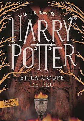 Harry potter et la coupe de feu joanne k rowling - Film harry potter et la coupe de feu ...