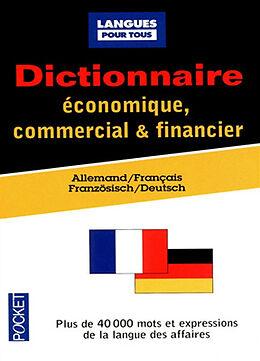 Dictionnaire economique, commercial et financier / Wörterbuch für Wirtschaft, Handel und Finanzwesen