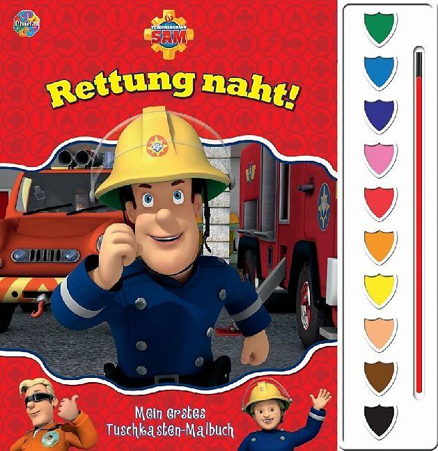 Feuerwehrmann Sam Poster