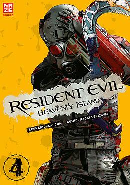 Resident Evil  Heavenly Island 04 [Version allemande]