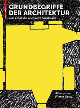 Grundbegriffe der Architektur [Version allemande]