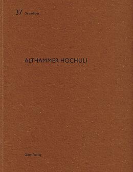 Althammer Hochuli [Version allemande]