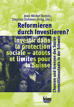 Reformieren durch Investieren? Investir dans la protection sociale [Versione tedesca]
