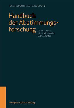 Handbuch der Abstimmungsforschung [Versione tedesca]