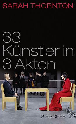 33 Künstler in 3 Akten [Version allemande]