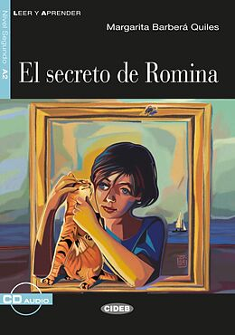 El Secreto de Romina. Buch + Audio-CD