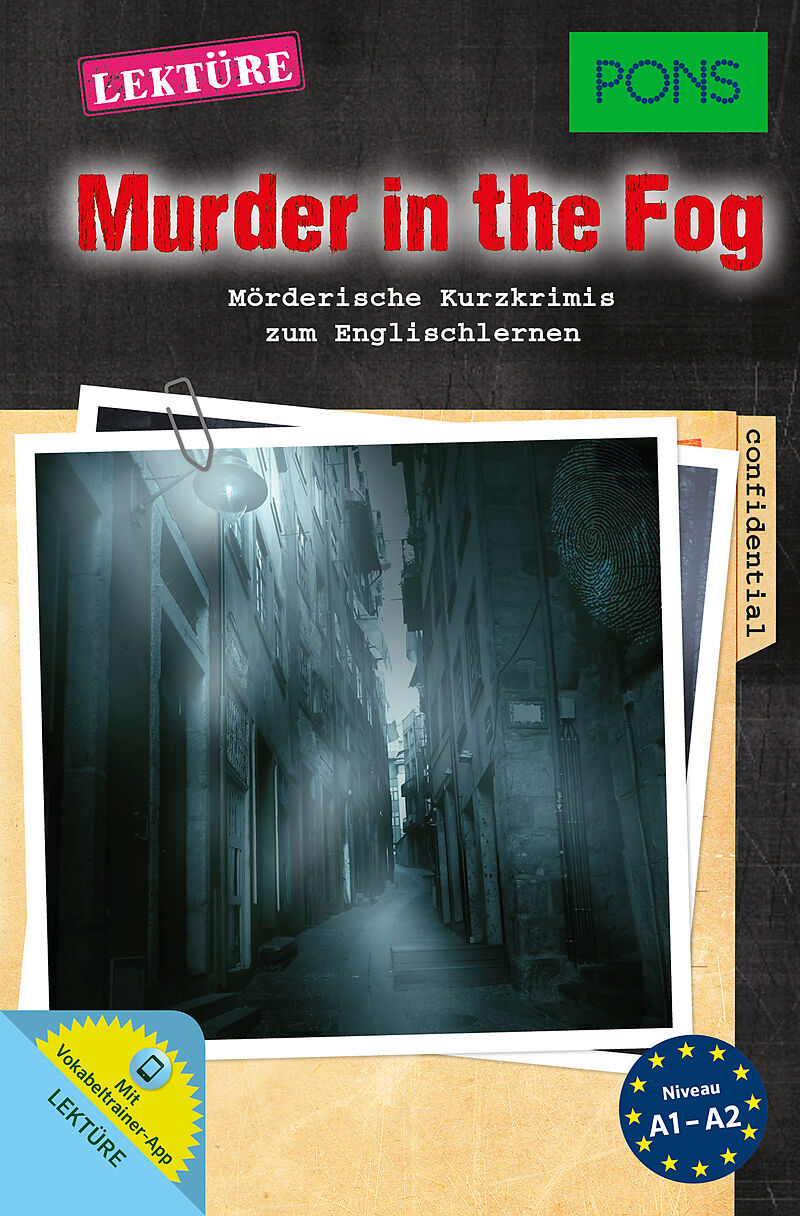 pons lekt252re murder in the fog dominic butler buch