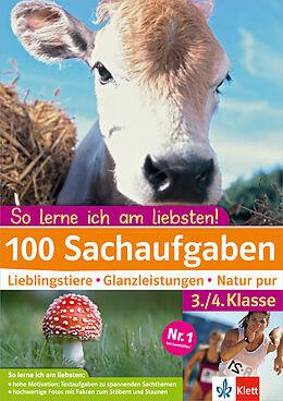 100 Sachaufgaben 3./4. Klasse [Versione tedesca]