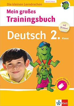 Klett Mein großes Trainingsbuch Deutsch 2. Klasse