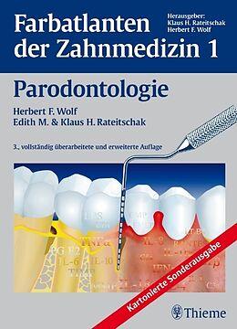 Farbatlanten der Zahnmedizin 1. Parodontologie [Version allemande]