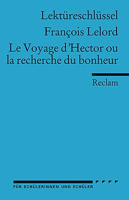 Lelord - Le Voyage d'Hector ou la recherche du bonheur [Versione tedesca]