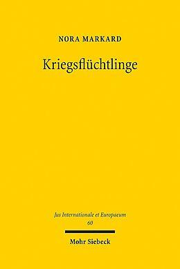 Kriegsflüchtlinge [Versione tedesca]