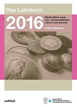 Das Lohnbuch 2016 [Versione tedesca]