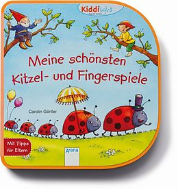 Meine schönsten Kitzel- und Fingerspiele [Versione tedesca]