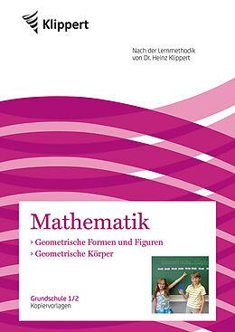 Geometrische Körper - Geometr. Formen und Figuren [Version allemande]
