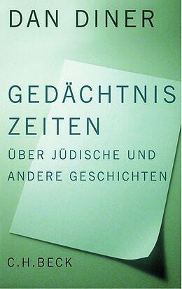 Gedächtniszeiten [Version allemande]
