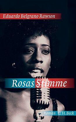 Rosas Stimme [Versione tedesca]