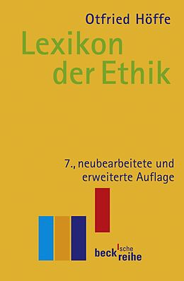 Lexikon der Ethik [Versione tedesca]