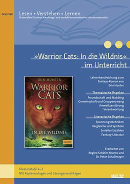 »Warrior Cats. In die Wildnis« im Unterricht