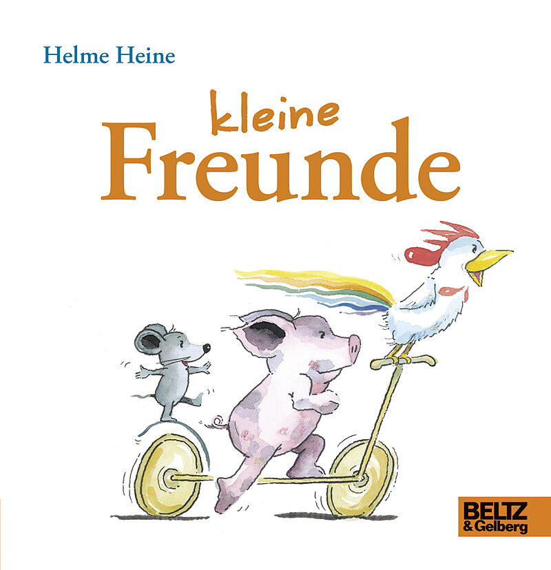 Freunde Helme Heine