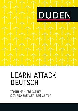 LEARN ATTACK Deutsch. Topthemen Oberstufe [Version allemande]