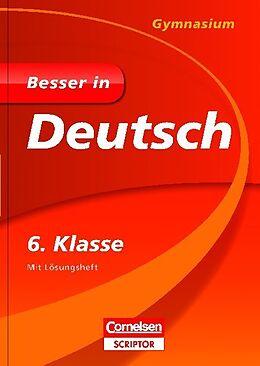 Deutsch. 6. Klasse [Version allemande]