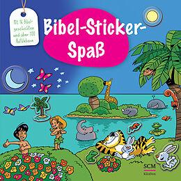 Bibel-Sticker-Spaß [Version allemande]