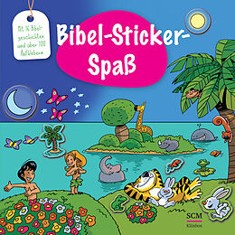 Bibel-Sticker-Spaß