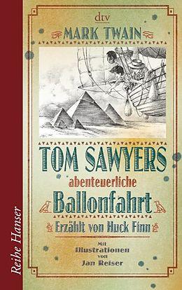 Tom Sawyers abenteuerliche Ballonfahrt [Version allemande]