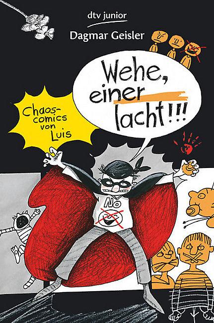 chaos comics von luis 2 wehe einer lacht dagmar geisler buch kaufen. Black Bedroom Furniture Sets. Home Design Ideas
