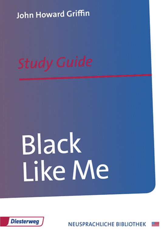 Black Like Me Book Cover : John howard griffin black like me study guide and