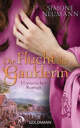 Die Flucht der Gauklerin [Versione tedesca]
