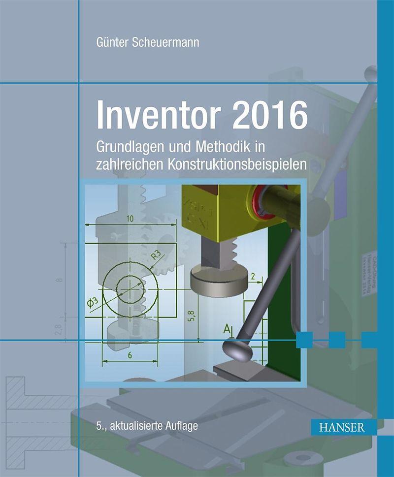 inventor 2016 g nter scheuermann deutsche ebooks. Black Bedroom Furniture Sets. Home Design Ideas