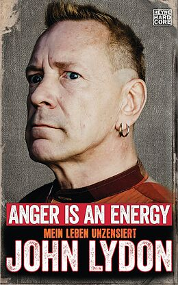 Anger is an Energy [Version allemande]