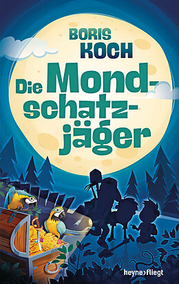 Die Mondschatzjäger [Version allemande]