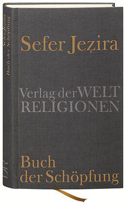Sefer Jezira  Buch der Schöpfung [Versione tedesca]