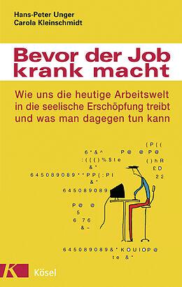 Bevor der Job krank macht [Version allemande]
