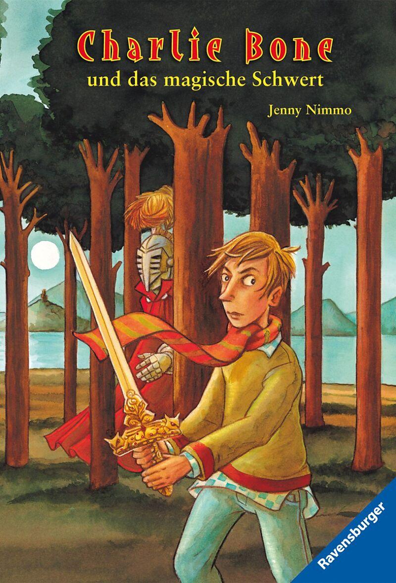 Charlie Bone Und Das Magische Schwert  Nimmo, Jenny  Deutsche Ebooks   Exlibris