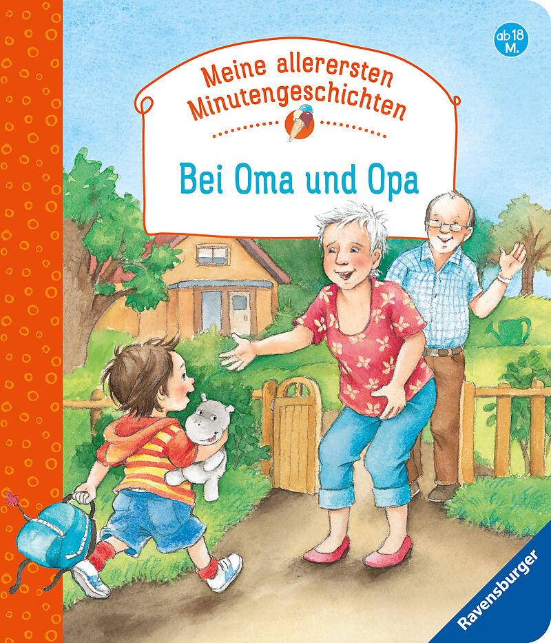 Bei oma und opa frauke nahrgang susanne szesny buch - Ihr werdet oma und opa ...