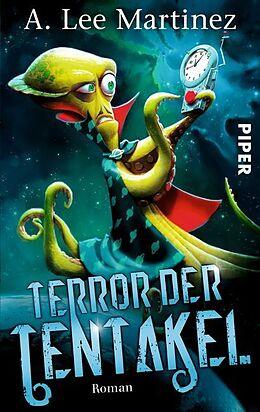Terror der Tentakel [Version allemande]