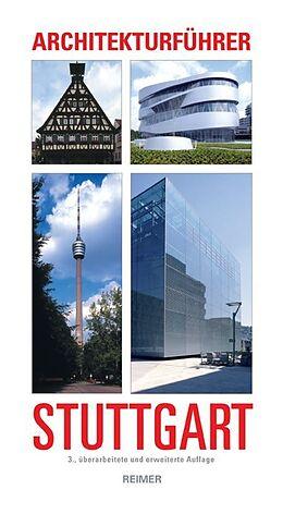 Architekturführer Stuttgart [Versione tedesca]