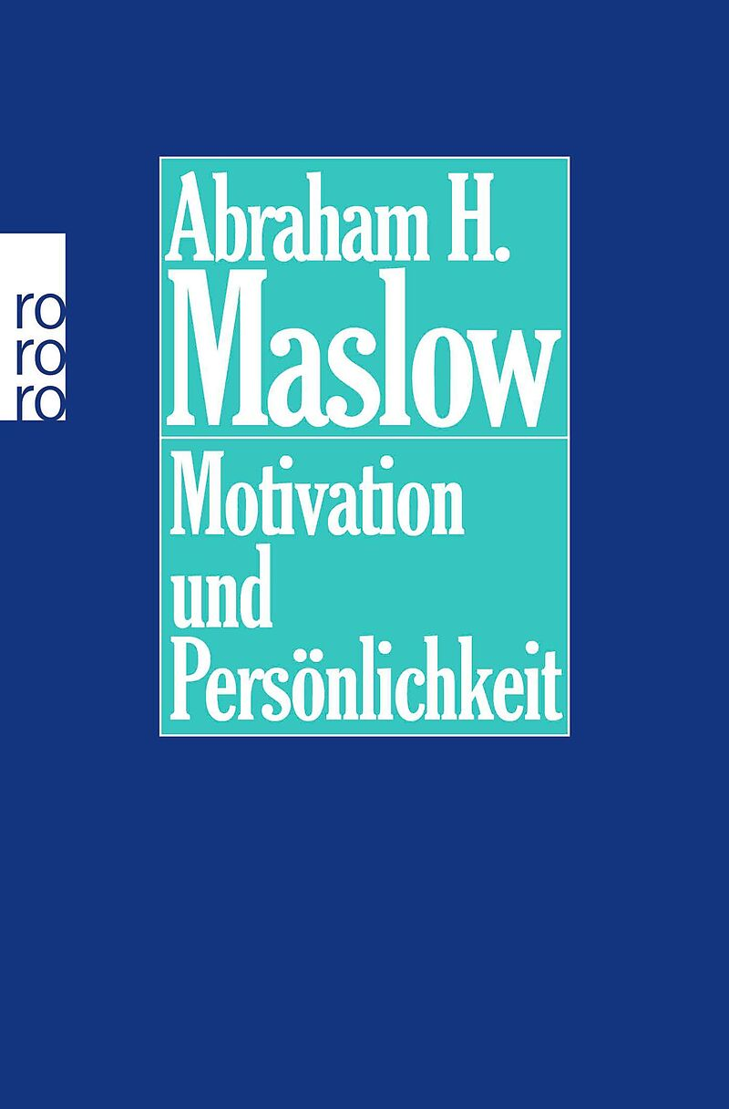 motivation und pers nlichkeit abraham h maslow buch kaufen. Black Bedroom Furniture Sets. Home Design Ideas