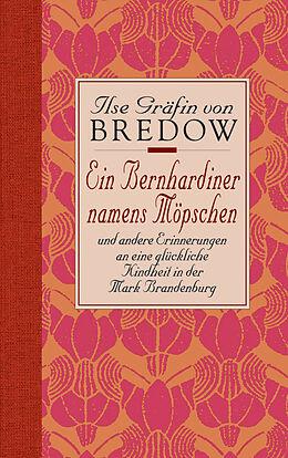 Ein Bernhardiner namens Möpschen [Version allemande]