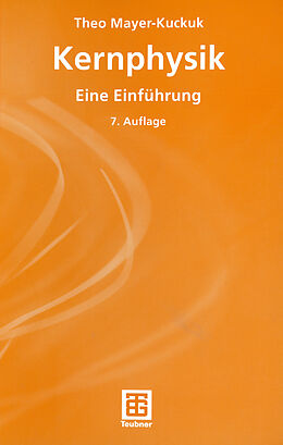 Kernphysik [Versione tedesca]