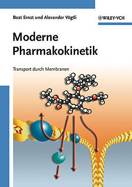 Moderne Pharmakokinetik [Versione tedesca]