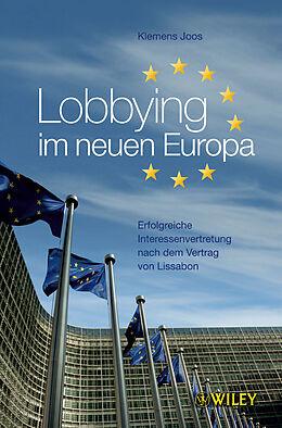 Lobbying im neuen Europa [Version allemande]