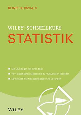 Wiley-Schnellkurs Statistik [Versione tedesca]