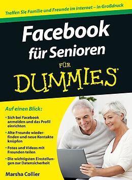 Facebook für Senioren für Dummies [Version allemande]