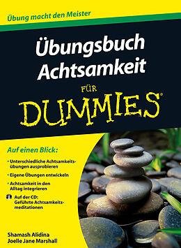 Übungsbuch Achtsamkeit für Dummies [Versione tedesca]